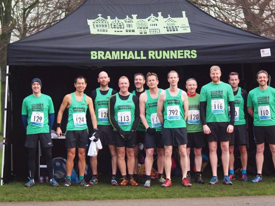 Bramhall runners 2
