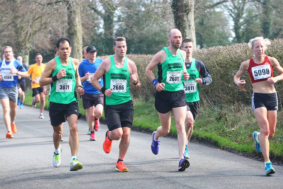 Bramhall runners 3